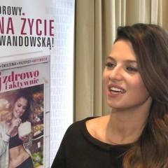 Anna Lewandowska chce zmienić złe nawyki żywieniowe Polaków