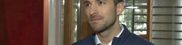 Rafał Maślak kupił prezenty dla swoich konkurentów w konkursie Mister International