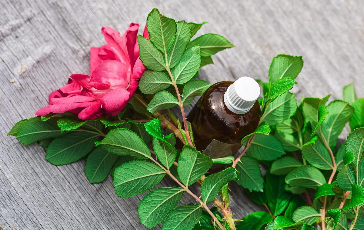 Czy zapach olejków może być ozdobą taką jak kolczyki?