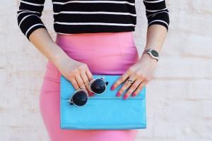zegarek- moda - stylizacja